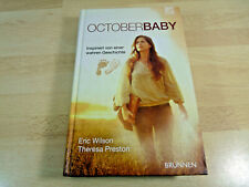 Eric Wilson, Theresa Preston: Octoberbaby / Gebunden