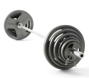 FREE SHIPPING - BRAND NEW- Weider 210 LB Weight Wet including Olympic Bar