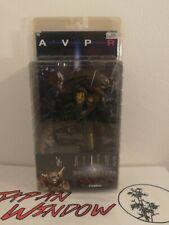 NECA  Aliens VS Predator Requiem HYBRID Predalien Figure Open Mouth MISP 2007