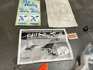 Graupner's 1/8 Scale The Ultralight .049 Sky Rally R/C Glow Model Airplane Kit