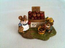 "Wee Forest Folk, ""Adam's Apples"" M 187"