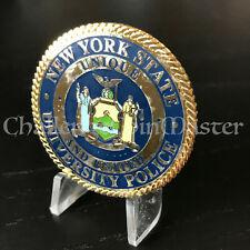 A2 New York State University Police CHALLENGE COIN