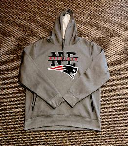 New England Patriots ~ NFL Team Hoodie Sweatshirt - Adult Large - NWOT