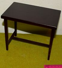DRAGON IN DREAMS DID 3R 1/6 SCALE FURNITURE WOODEN TABLE w/ COVER & PACIFIC MAP