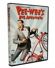 Dvd PEE-WEE'S BIG ADVENTURE - (1985) *** Tim Burton *** ......NUOVO