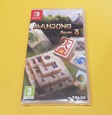 Mahjong Deluxe 3 GIOCO NINTENDO SWITCH NUOVO