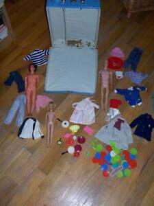 Vintage Ken/Skipper lot - LOW starting bid-Must SEE! :-)