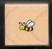 Honey Bee Rubber Stamp D18409 WM