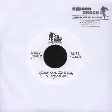 """Gloria Jones - Gone With The Wind Is My Love (Vinyl 7"""" - 2015 - EU - Original)"""