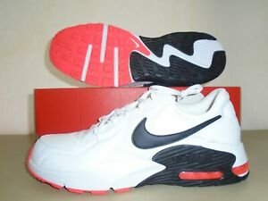 New Nike Air Max EXCEE White Gray Black Red Running Shoes sz 13