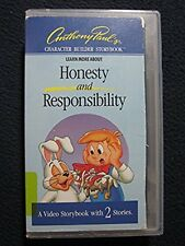 Learn More About: Honesty and Responsibility [VHS] [VHS Tape] [1990]