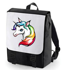 Unicorn sac à dos Bagbase parfait pour l'école Magic créature beau cheval