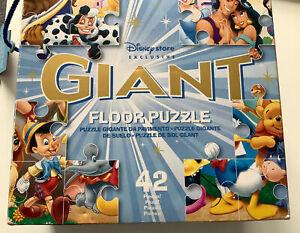 Disney Giant Floor Puzzle 42 Pieces 90cm By 90cm