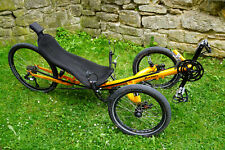 Liegefahrrad Trike Performer Trike X
