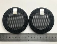 "Original Morel CCWR254 Speakers Grills 2.5"" Pair"
