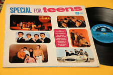 DAVE CLARK FIVE ANIMALS..LP SPECIAL TEENS ORIG ITALY 1965 TOP RARE CO INSERTO