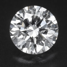 Loose 0.72 CT Natural Diamond D IF GIA Certified Round Cut for Engagement Ring