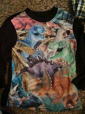 Dinosaur Pajama Shirt 3T