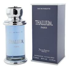 ***Thallium by Yves De Sistelle 3.3 / 3.4 oz EDT Cologne for Men New In Box ***