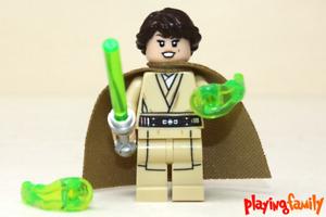 LEGO STAR WARS, machtintensive Jedi Meisterin, Figur aus LEGO®-Teilen, MOC
