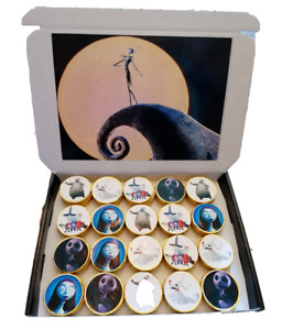 Nightmare Before Christmas Chocolate Coins, Box of 80, Stocking Filler,