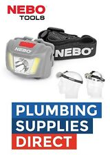 NEBO DUO Headlamp / Spotlight / Lumen, hands-free, COB, NE6444