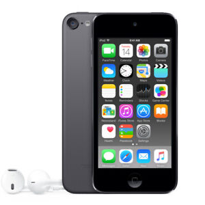 NEW OPEN BOX Apple iPod Touch 6th Gen 128GB Space Gray *FAST 2-DAY SHIPPING*