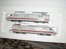 ✔️Fleischmann ICE 1 mit Zimo Sounddecoder 2 teilig OVP 4440 ähnlich 445071✔️