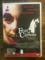 FEAR OF CLOWNS - DVD