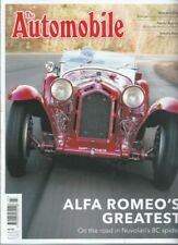 The Automobile Cars, Pre-1960 Transportation Magazines in English