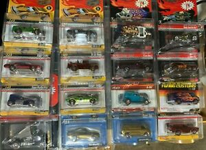 HOT WHEELS RLC REDLINE CLUB COLLECTIBLE INVESTMENT SET of 16 CARS -NICE, LOT #2