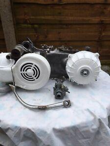 Lambretta Series 3 1966 LI125 Special Engine Complete