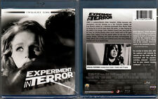 Blu-ray Lee Remick EXPERIMENT IN TERROR Twilight Time 3000 Region A/B/C OOP NEW