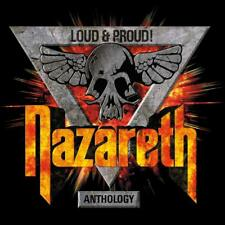 Nazareth Loud & Proud! Anthology Deluxe CD Box Set New 2018
