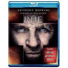The Rite (Blu-ray Disc, 2011) NEW!