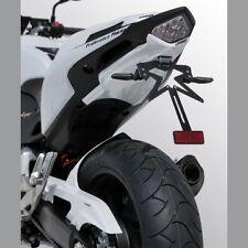 Support de plaque + eclairage ERMAX HONDA CB 600 F Hornet 2011-2013 11-13 Peint