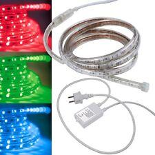 Heitronic LED Strip 5m SMD RGB Farbwechsel 65w