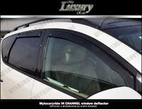 CHEVY CRUZE 2011 2012 2013 14 15 rain guards window visors