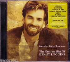 KENNY LOGGINS Greatest Classic 80s POP Anthology FOOTLOOSE RETURN TO POOH CORNER