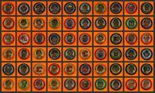1984 Yzerman RC Gretzky 7 Eleven NHL 7-11 Slurpee 3D Sticker Disc Set of 60