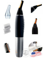 NEW Philips Norelco NT9110 3700 Nose ear and eyebrow trimmer Hair Trimmer gift