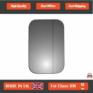 Right Driver Wide Angle Wing Mirror Glass Land Rover Defender 1989-2018 111RAS