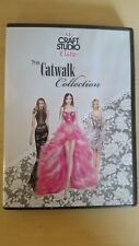 My Craft Studio Elite The Catwalk Collection Paper Craft CD-ROM