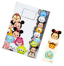 Tsum Tsum Disney Holographic Agenda Journal Book Playset Includes STICKERS