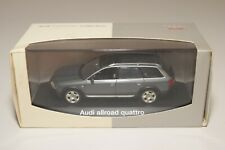 A2 1:43 MINICHAMPS AUDI A6 ALLROAD QUATTRO METALLIC GREY-GREEN MINT BOXED