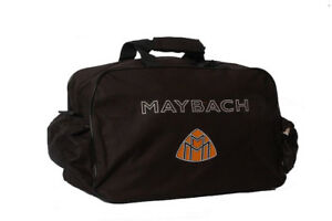 NEW MAYBACH TRAVEL / GYM / TOOL / DUFFEL BAG flag 57 62 S exelero mercedes benz