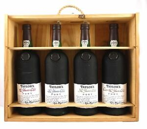 1921 Taylor Fladgate Century of Port. (4 x 75 cl) 1980's Bottling in a gift box