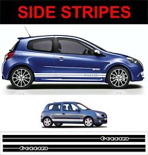 side stripes renault gordini fit renault clio twingo