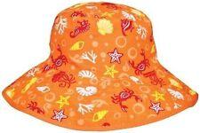 cb66302da29 Banz Sun Hat Reversible Baby Toddler Kid Adjustable Fit UV Protection 0 -2  Years Orange