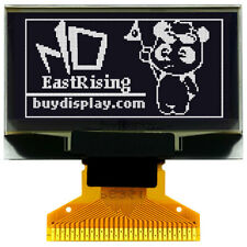 "White Serial SPI I2C 1.3"" inch 128x64 OLED Module Display  w/Tutorial,SSD1306"